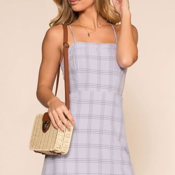 Penny Plaid Dress