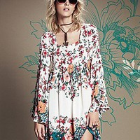 Free People  Modern Chinoise Dress at Free People Clothing Boutique