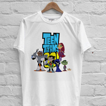 Teen Titans Go! T-shirt Men, Women Youth and Toddler