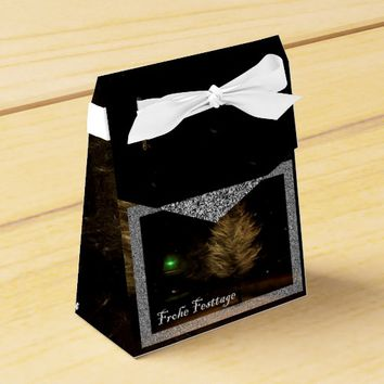 Frohe Festtage Favor Box