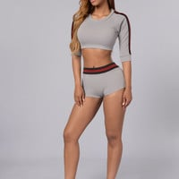 Formation Top - Silver