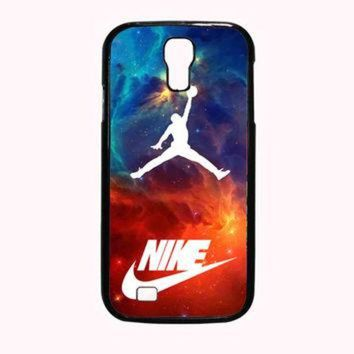 VONR3I air jordan nike nebula FOR SAMSUNG GALAXY S4 CASE *PS*