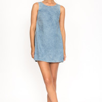 Rowie Louie Dress - Denim