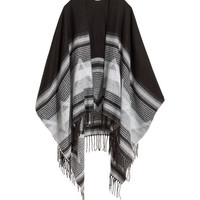 Poncho - from H&M
