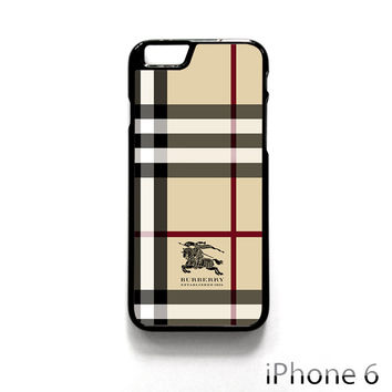 Burberry for Iphone 4/4S Iphone 5/5S/5C Iphone 6/6S/6S Plus/6 Plus Phone case