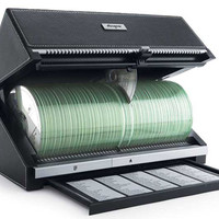 120 Auto CD Storage Box  @ Sharper Image