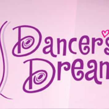 Small Black Dream Duffel - Dancers Dream, LLC