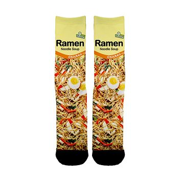 Ramen chicken Socks