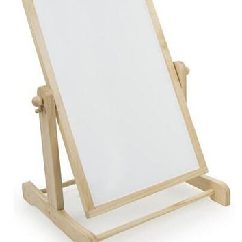 Childrens_Easel_with_Chalkboard_and_Write-on_White_Board,_2_Sided,_Swing_Style_Board_19526