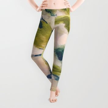 Intimate Metamorphosis Leggings by EXIST NYC