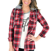 Mad For Plaid Flannel | MACA Boutique