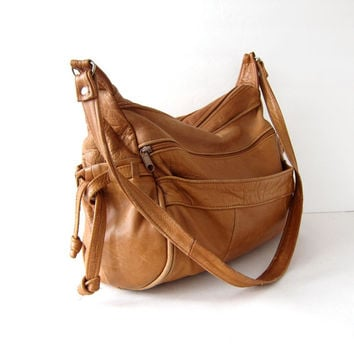 Best Slouchy Leather Purse Products on Wanelo