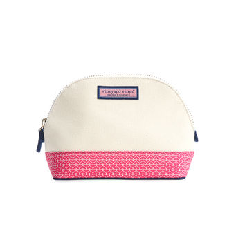 Heritage Whale Tail Cosmetic Case