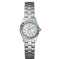 Guess Silver Sport & Sparkle Watch - Silver