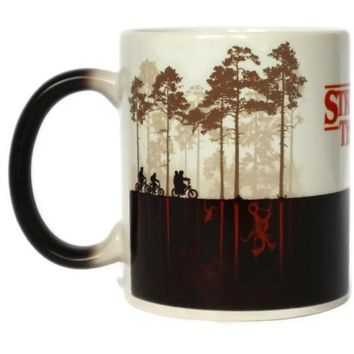 "Stranger Things ""Forest"" Color Changing Mug"