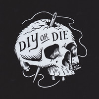CAT COVEN DIY OR DIE SMALL PATCH