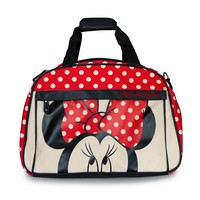 Minnie Red Polka Dot Weekender - Bags