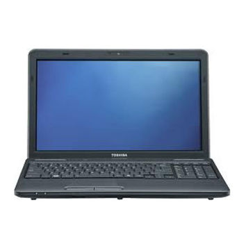 Toshiba Satellite C655D-S5515 Laptop Computer / 15.6-inch HD Display Screen / AMD Dual-Core E-300 1.3 GHz Processor / 2GB DDR3 RAM Memory / 320GB Hard Drive / Double-layer DVD±RW / 6-cell Battery / Webcam / Windows 7 Home Premium / Black | www.deviazon.com