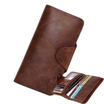 Men's Wallets leather purses
