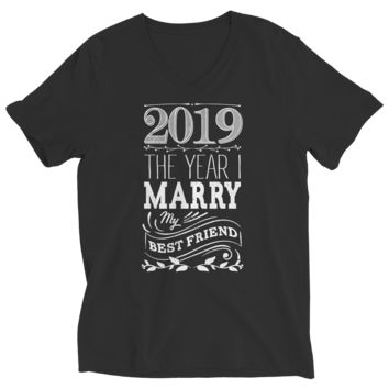 2019 The Year I Marry My Best Friend