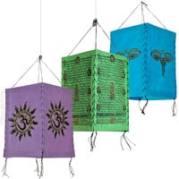 4 Sided Lokta Lantern on Sale for $3.99 at HippieShop.com