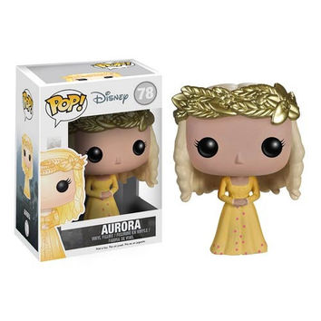 MALEFICENT MOVIE PRINCESS AURORA POP! VI