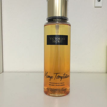 Victoria's Secret Mango Temptation Fragrance Mist 8.4 oz (New 2015)