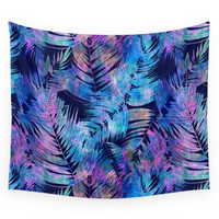 Society6 Waikiki Tropic Blue Wall Tapestry
