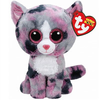 TY Beanie Boos Lindi the Kitten Small 6""