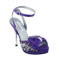 Purple Prom Shoes | Purple Homecoming Shoes | Bridal Shoes | GownGarden.com