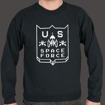 US Space Force Men's Sweater