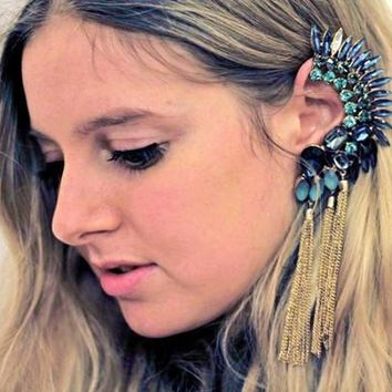 Enchanting Cuff Earring