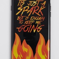 It's Just A Spark Case for iPhone 6 Plus/7 Plus