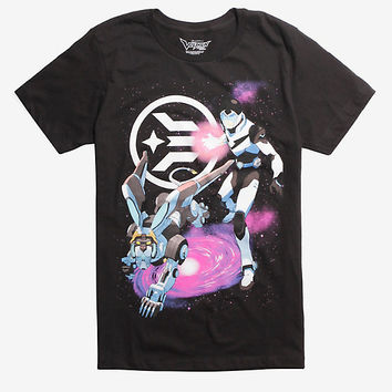 Voltron: Legendary Defender Shiro Black Lion T-Shirt