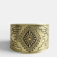 Eagle Rock Cuff - $14.00 : ThreadSence, Women's Indie & Bohemian Clothing, Dresses, & Accessories