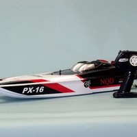 Mosquito RC Racing Boat 32 Inch - RC Speed Boats - Model Ship Wood Replica - Not a Model Kit