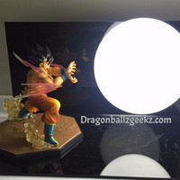 Dragon Ball Z Lamp goku lamp