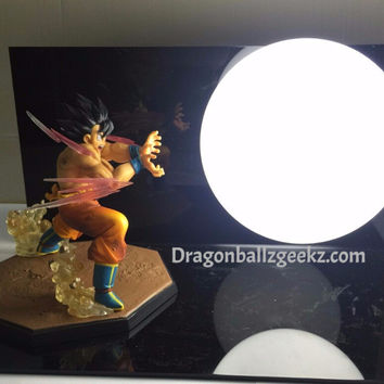 Lights & Lighting Dragon Ball Z Vegeta Super Saiyan Power Up Led Night Light Dbz Evil Vegeta Action Figure Lamp Led Bedroom Decoration Gift