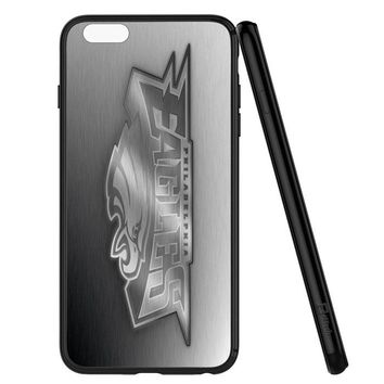 Philly Eagles (chrome logos) iPhone 6 | 6S Case Planetscase.com