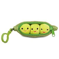 Disney Toy Story Peas in the Pod Plush Keychain | Disney Store