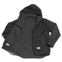 Reversible Jacket Charcoal/Black – MUTTONHEAD