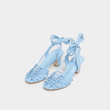 Maribel Sandal in Cloud Calf
