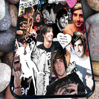Jack Barakat All Time Low for iPhone 4/4s/5/5S/5C/6, Samsung S3/S4/S5 Unique Case *95*