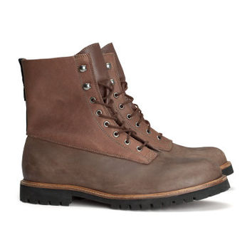 Hiking Boots - from H&M