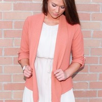 Gossip Girl Blazer-Pink - New Arrivals
