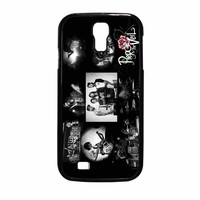 Pierce The Veil Band Black And White Samsung Galaxy S4 Case