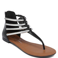 Jessica Simpson Gionara Synthetic Strappy Thong Sandals