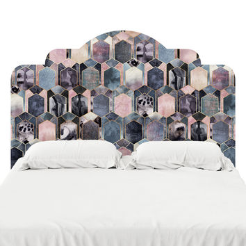 Art Deco Dream Headboard Decal