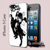 MY CHEMICAL ROMANCE - iPhone 5 Case