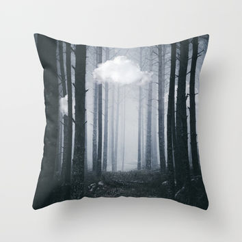 The ones that got away Throw Pillow by happymelvin